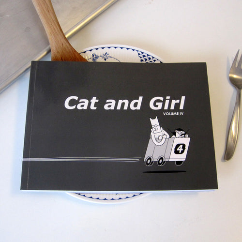 Cat and Girl Volume Four