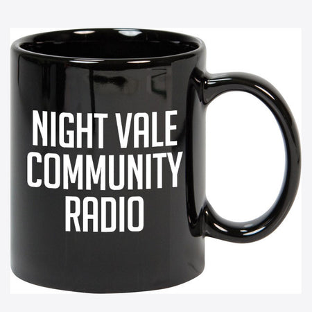 Last Podcast on the Left Logo Mug (Black)