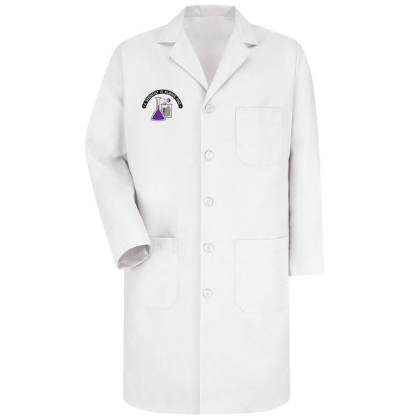 A Scientist Is Always Fine Lab Coat