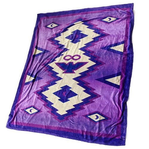 Night Vale Boy Scout Camp Blanket