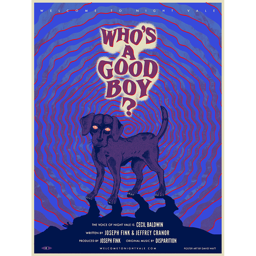 Who's a Good Boy? Poster
