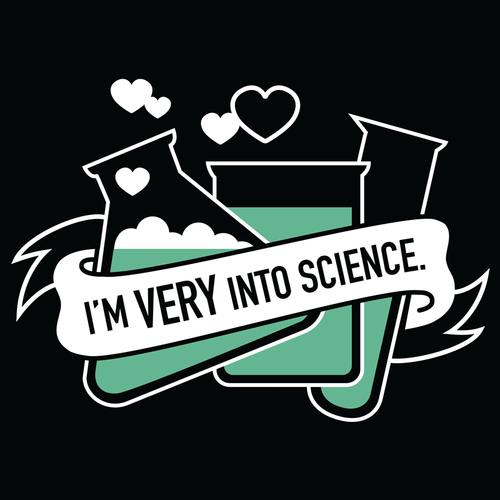 I'm Very Into Science Shirts and Tanks