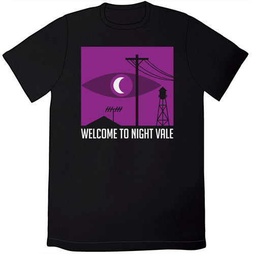 Welcome To Night Vale Logo Shirts and Tanks - NEW SOFTER PRINT