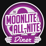 The Moonlite All-Nite Diner Apron
