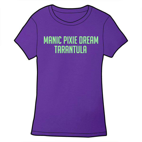 Manic Pixie Dream Tarantula Shirt