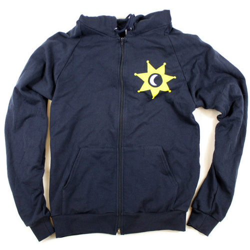 Sheriff's Secret Police Hoodie *LAST CHANCE*