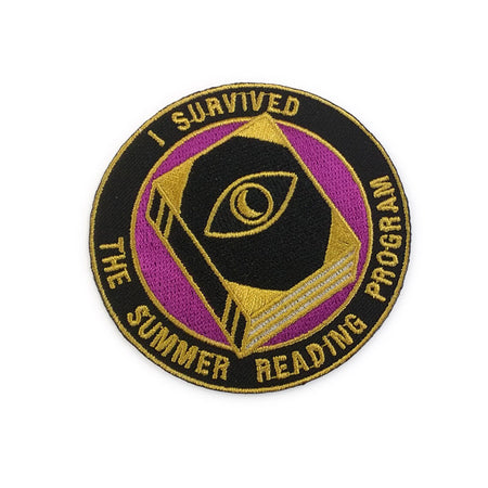 Welcome To Night Vale Logo Patch