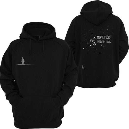 Mostly Void Partially Stars HOODIE