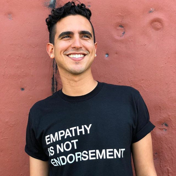 Empathy Is Not Endorsement Shirt