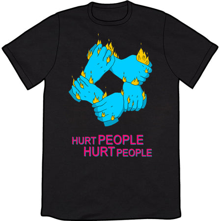 People on the Internet Hate Me Shirt