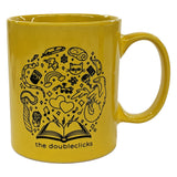 The Doubleclicks The Book Was Better Mug