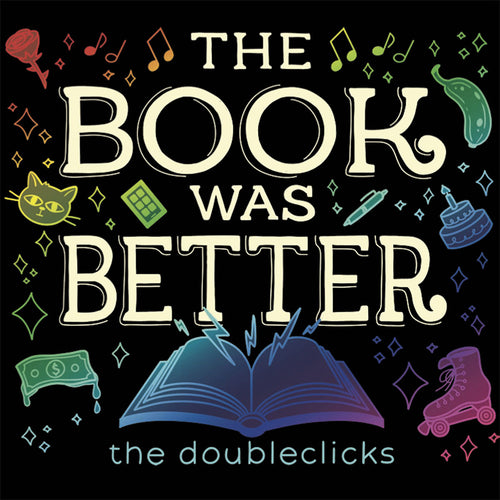 The Book Was Better CD