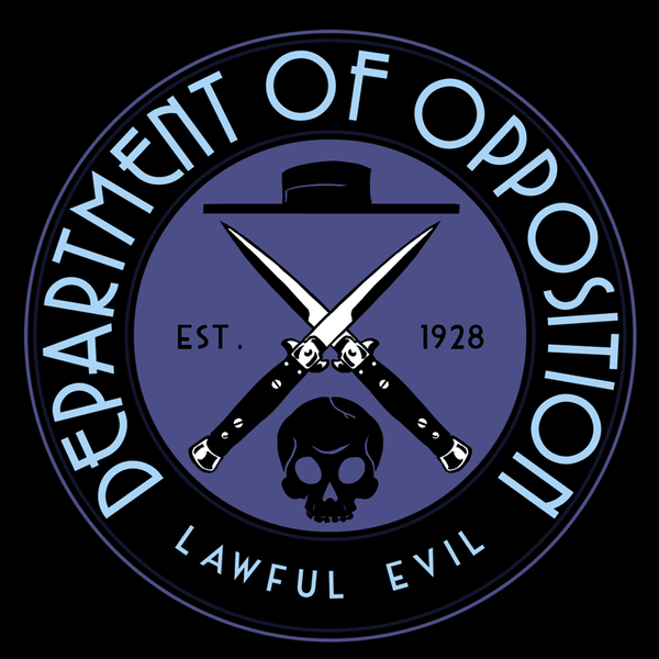 Department of Opposition Shirt