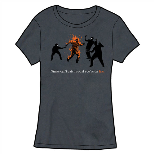 Ninjas Can't Catch You Shirt