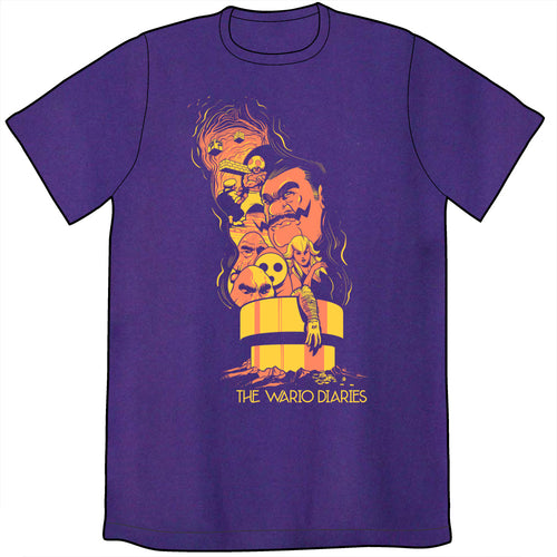 The Wario Diaries Shirt