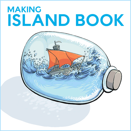 Island Book Shirt - Wick