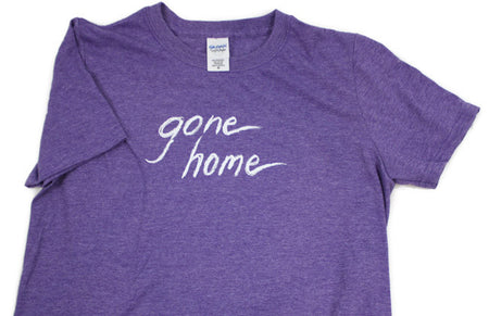 Gone Home Cassette Shirt *LAST CHANCE*