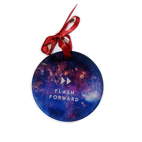 Flash Forward Ornament