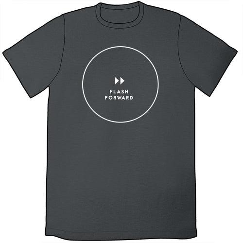 Flash Forward Circle Logo Shirt