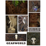 Gearworld Prints