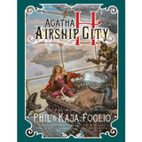 Agatha H and the Airship City Novel