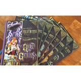 Girl Genius Half Bundle 02: Volumes 7-13
