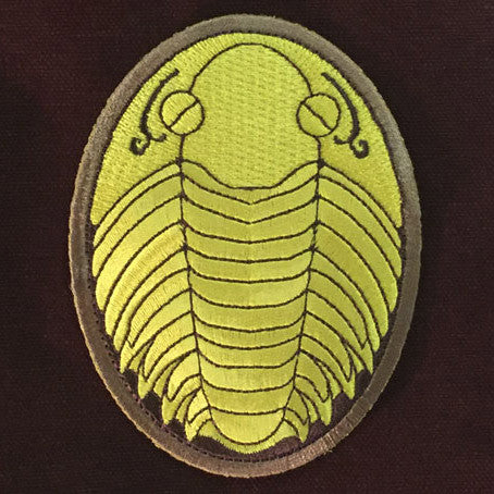 Fancy Trilobite Patch