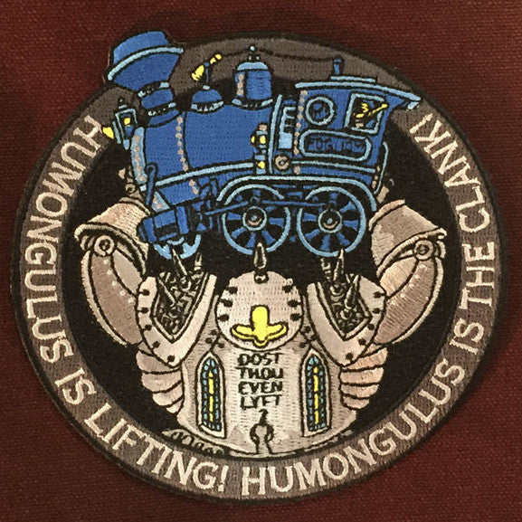 Humongulus Patch