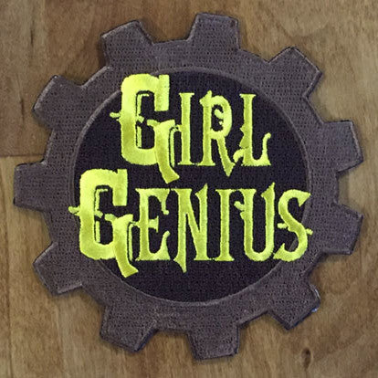 Girl Genius Book 8