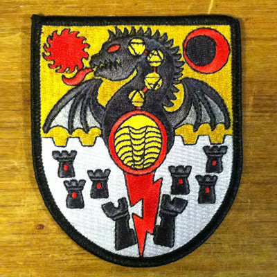 Arms of Mechanicsburg Patch