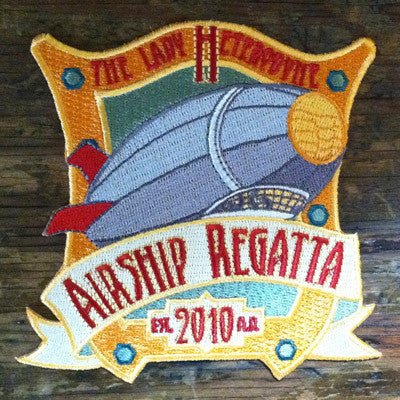Airship Regatta Patch