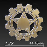 Tesla Ranger Badge: