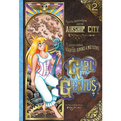 Girl Genius Book 2