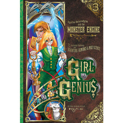 Girl Genius Charms Set 01 - Houses