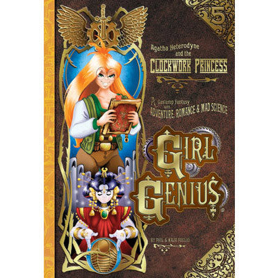Girl Genius Glorious Day for Science Patch