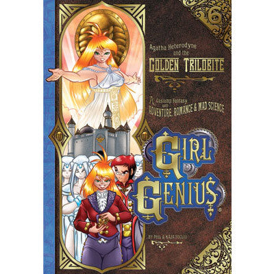 Girl Genius Patch: Heart