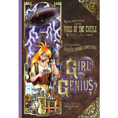 Girl Genius Book 13