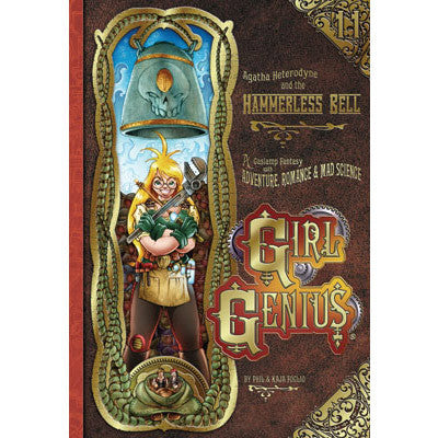 Girl Genius Book 11
