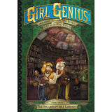 Girl Genius Book 16: The Incorruptible Library