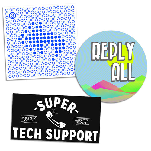 Reply All Sticker Pack