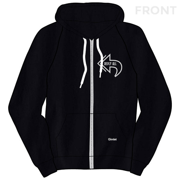 Reply All Super Tech Support Hoodie