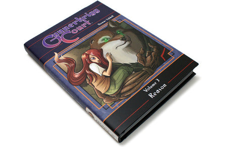 Gunnerkrigg Court Vol. Three: Reason Softcover