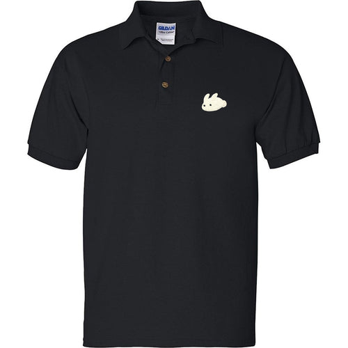 Alien Bunny Polo Shirt