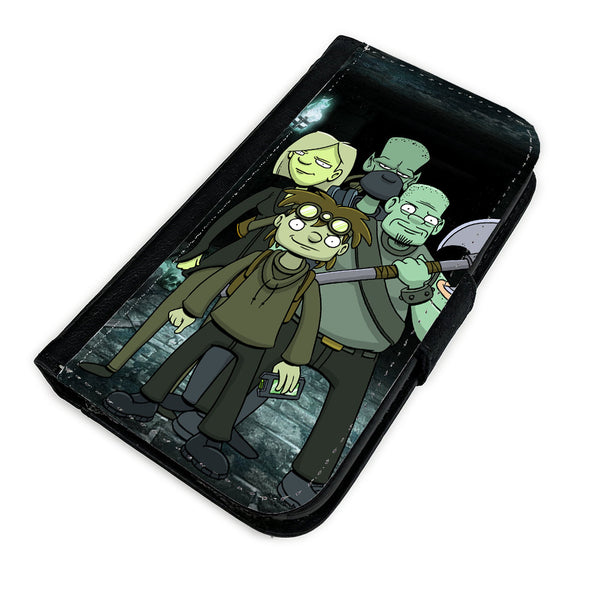 Scenes From a Multiverse Wallet Phone Cases