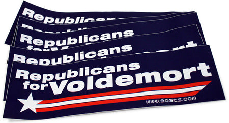 Republicans for Voldemort T-Shirt