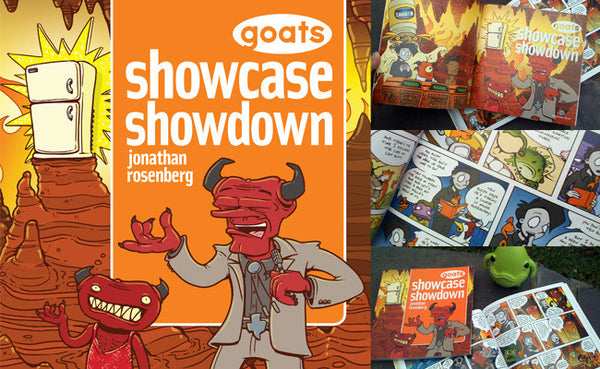 Goats: Showcase Showdown (Book3)
