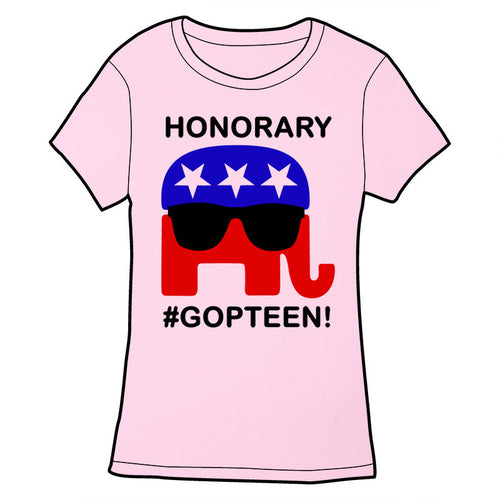 Honorary @GOP_Teens Shirt