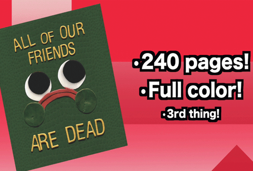 All Our Friends Are Dead (Gunshow Vol. 5)