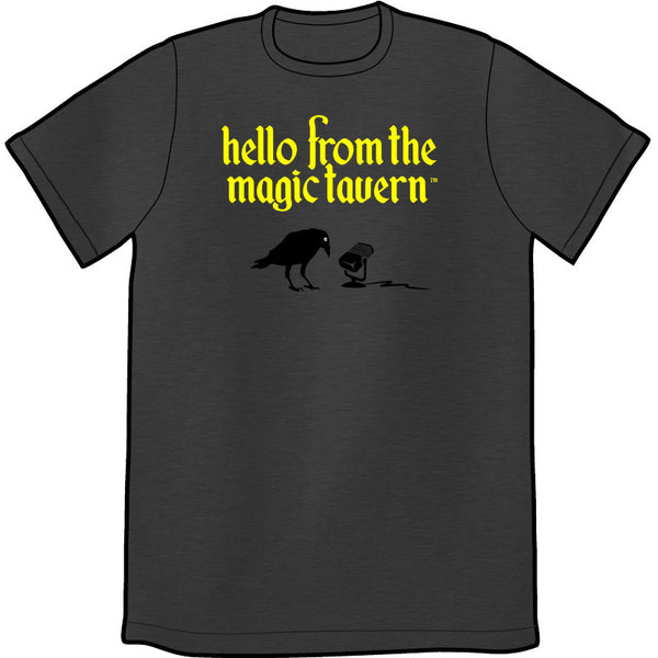 Hello from the Magic Tavern Logo Shirt