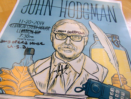 Judge John Hodgman Bumper Stickers 3-Pack
